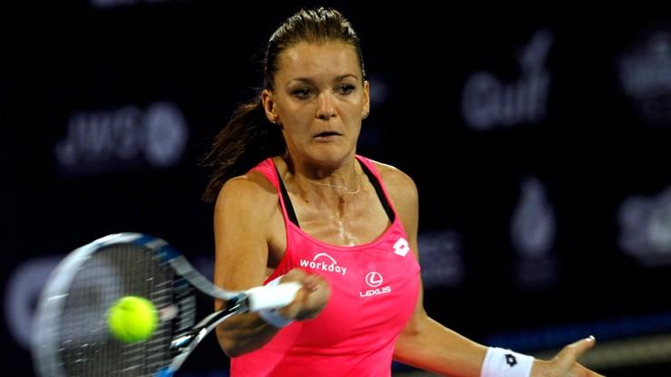 WTA w Shenzen: Radwańska w drugiej rundzie
