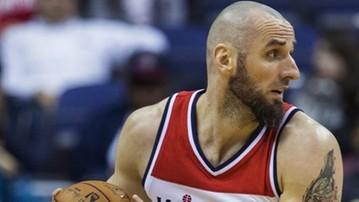 2017-01-19 NBA: Siedem punktów Gortata. Wizards znów wygrali u siebie