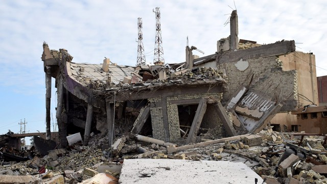 Amerykanie zbombardowali skarbiec IS na północy Iraku