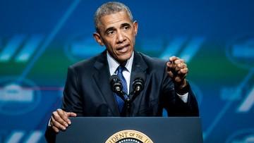 14-06-2016 22:18 Obama: IS w defensywie, retoryka Trumpa nie do przyjęcia