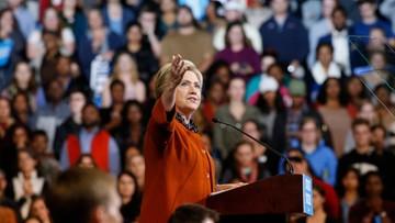 01-11-2016 07:21 Clinton zapewnia, że w nowych mailach nie ma nic kompromitującego