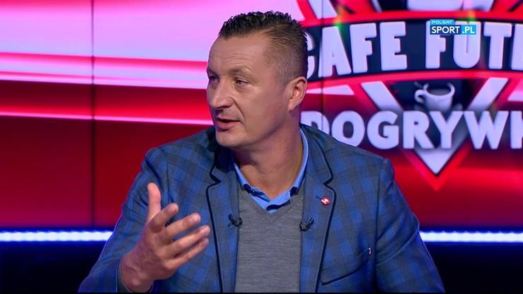Hajto: Piłkarze Legii nie mają ambicji, żeby wyjechać za granicę