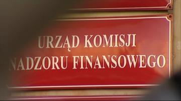 09-01-2018 18:10 Za późno wypłacali odszkodowania. KNF nałożyła kary na dwa towarzystwa ubezpieczeniowe