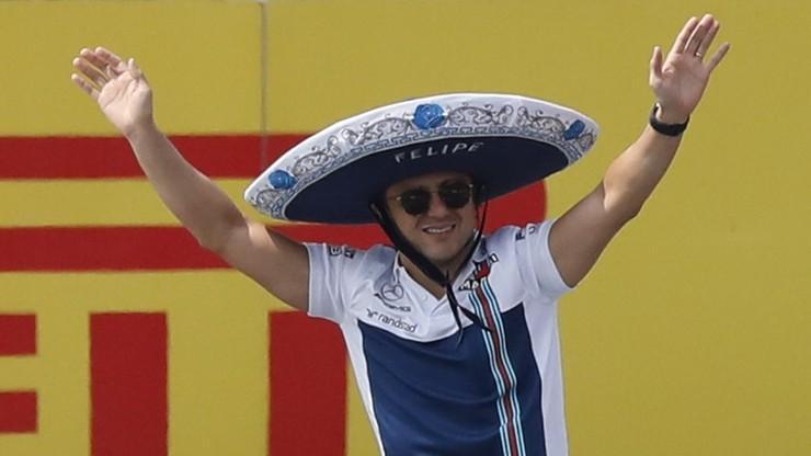 Massa o przyszłym sezonie: Nie widzę siebie na sportowej emeryturze