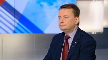 07-07-2016 08:27 Błaszczak: to rozpolitykowana wierchuszka KOD-u zdecydowała o wycofaniu projektu ustawy o TK