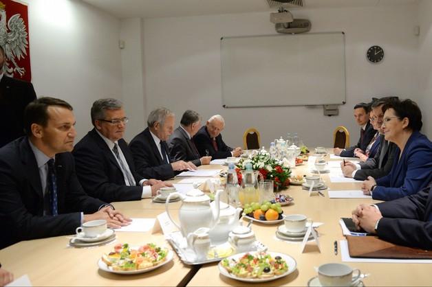 Prezydent o wypowiedzi Sikorskiego: Źle się stało