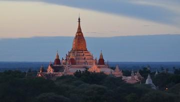 13-04-2016 19:39 Silne trzęsienie ziemi w Birmie. Wstrząsy odczuwalne m.in. w Indiach