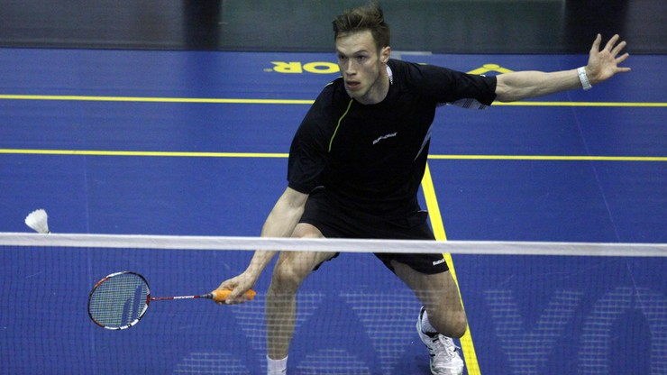 Baku: Polski badmintonista niepokonany w fazie grupowej