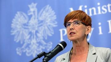 25-07-2017 13:53 Rafalska: Polska wśród krajów o najniższym bezrobociu w Europie; prognozujemy dalszy spadek