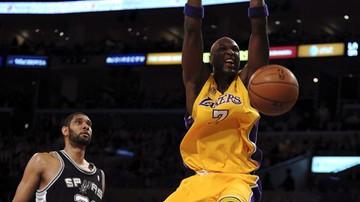 2015-10-17 Poprawia się stan zdrowia byłej gwiazdy NBA