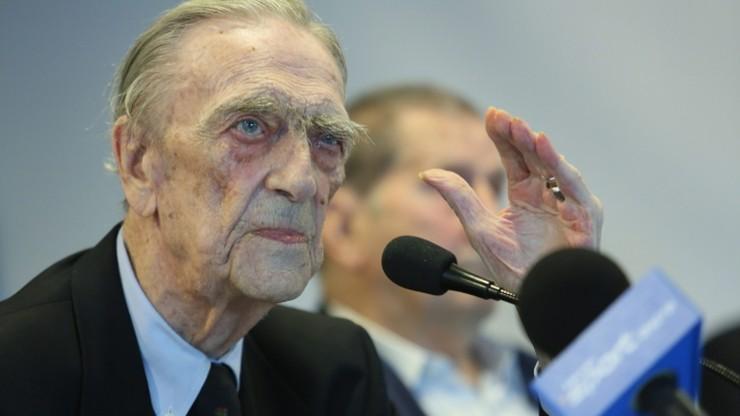 Kolarski mistrz świata: Tomaszewski potrafił stworzyć nastrój do rozmowy