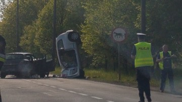 2017-05-14 Wypadek w Paczkowie
