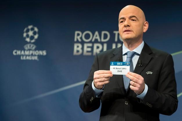 Piłkarska LM:  Arsenal z AS Monaco, Bayern z Szachtarem w 1/8 finału
