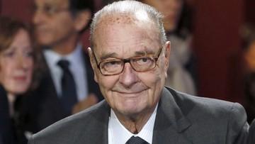 18-09-2016 19:09 Były prezydent Francji w szpitalu. Ma chore płuca