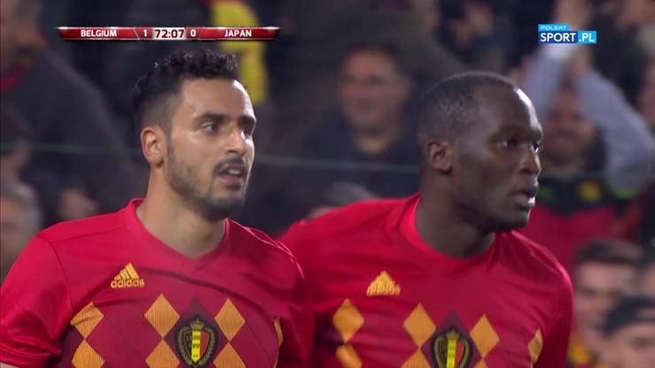 Lukaku został najlepszym strzelcem w historii reprezentacji Belgii