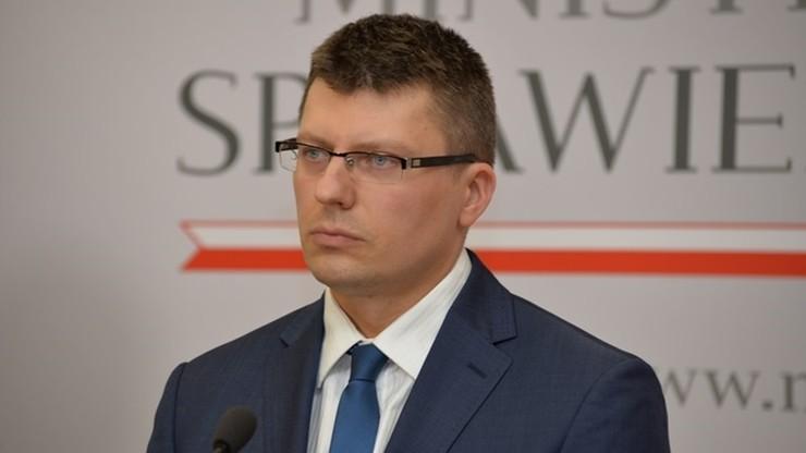 Bruksela: wiceminister sprawiedliwości na konferencji dotyczącej m.in. konfiskaty rozszerzonej