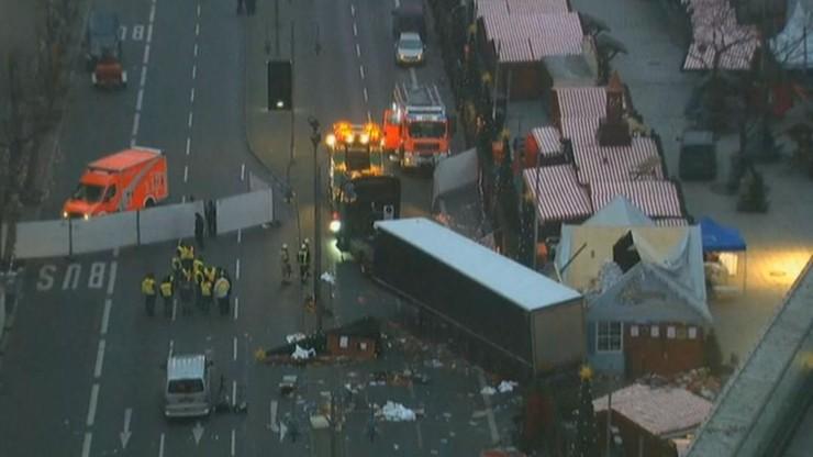 Do muzeum może trafić część ciężarówki użytej w zamachu w Berlinie