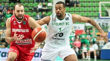 2016-11-15 Liga Mistrzów FIBA: Stelmet BC Zielona Góra rozbił Węgrów
