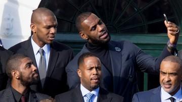 2016-11-16 NBA: Cavaliers lepsi od Raptors