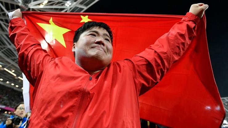 Lekkoatletyczne MŚ: Chinka Gong złotą medalistką w pchnięciu kulą