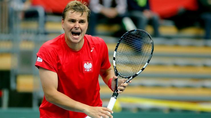 Wimbledon: Matkowski w 1/8 finału miksta bez gry