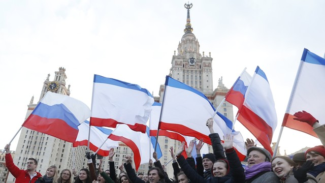 Lider Tatarów krymskich: Rosja zmienia sytuację demograficzną Krymu