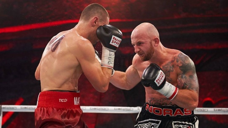 Dąbrowski wraca na ring w Żyrardowie