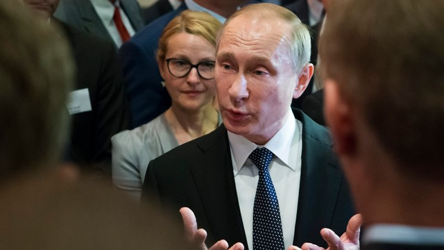 Putin przedłużył embargo na żywność z UE do końca 2017 roku