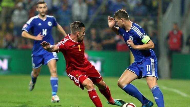Błąd Begovica. Bośnia znowu nie wygrała u siebie