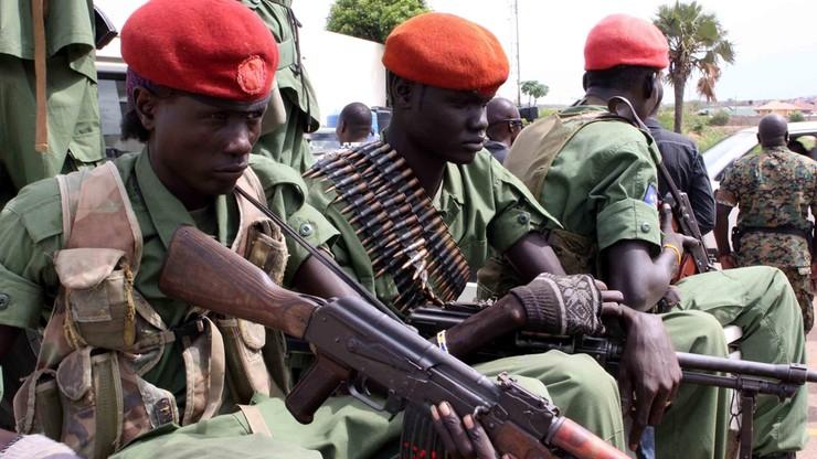 Waszyngton potępił walki w Sudanie Południowym