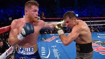 2017-09-17 Saul Alvarez vs Giennadij Gołowkin. Skrót walki (WIDEO)