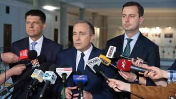 14-05-2016 10:37 Opozycja wyręcza PiS i sama organizuje spotkanie liderów ws. TK