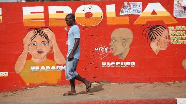 WHO: ebola wróciła do Liberii