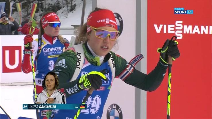 PŚ w biathlonie: Zwycięstwo Wierer, 13. miejsce Nowakowskiej w Ruhpolding