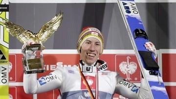 2017-11-29 Groźny wypadek austriackiego skoczka narciarskiego