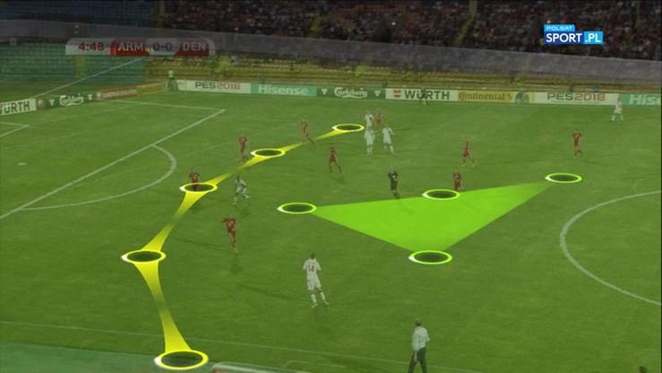 Feddek analizuje Armenię przed meczem z Polską