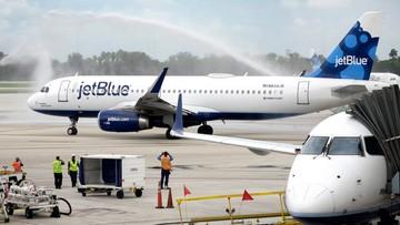31-08-2016 17:48 Pierwszy od 55 lat rejsowy lot pasażerski z USA na Kubę