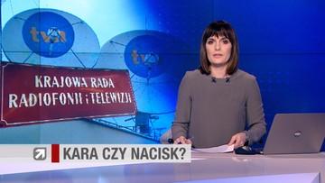 2017-12-12 Kara Krajowej Rady Radiofonii i Telewizji dla TVN. Będzie odwołanie, jest oburzenie