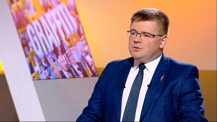 Rzymkowski (Kukiz'15): KE tylko pohukiwała w stronę Polski