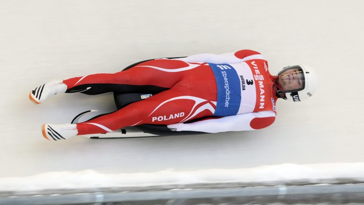 PE w bobslejach: 11. miejsce polskiej czwórki w Altenbergu
