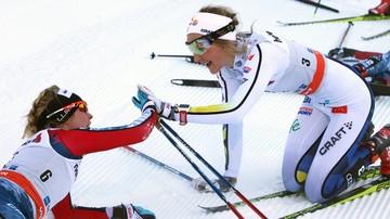 2017-01-06 Tour de Ski: Triumf Amerykanki w piątym etapie