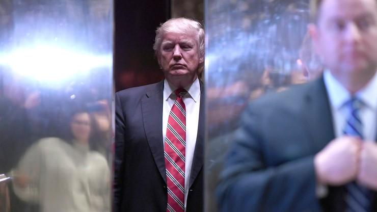 Ok. miliona ludzi i 30 tys. policjantów na inauguracji prezydenta Trumpa
