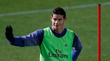 2016-12-19 James Rodriguez chce odejść z Realu