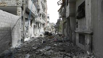 18-04-2016 05:14 Syryjska opozycja: rebelianci powinni odpierać ataki syryjskiej armii
