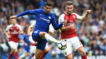 2017-09-17 Premier League: Ostre derby Londynu. Arsenal postawił się Chelsea