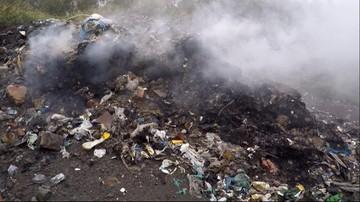 Tykająca bomba ekologiczna pod Zgierzem