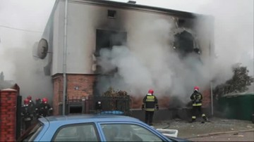 Pięć osób rannych po wybuchu butli z gazem w Lublinie