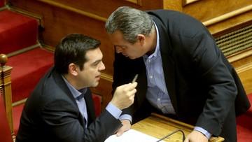 """11-05-2016 11:10 """"Financial Times"""": wierzyciele Grecji coraz bliżej umorzenia jej długu"""