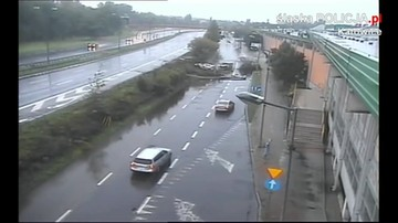 Policja poszukuje świadków tragicznego wypadku w Katowicach. Opublikowała nagranie w sieci