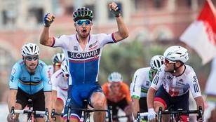MŚ w kolarstwie - Peter Sagan obronił tytuł